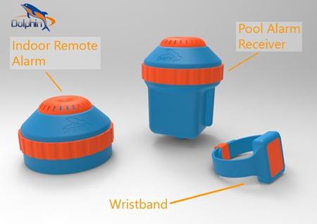 اختراعات جدید, شنا کردن کودکان در استخر