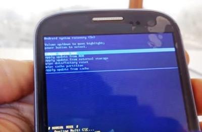 بازکردن رمز گوشی اندروید, بازکردن رمز گوشی