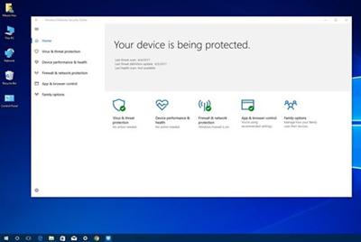 بهروزرسانیهای امنیتی, ویروس یاب