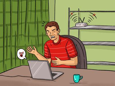 مشکلات در اتصال wifi, ضعیف بودن تبلت در اتصال wifi