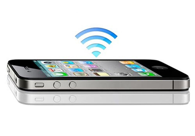 فعال کردن تماس وای فای در آیفون, تماس وای فای در iOS