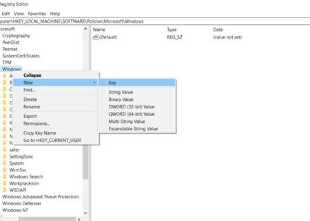 ترفندهای ویندوز 10, غیر فعال کردن کورتانا