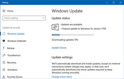 اقدامات بعد از نصب ویندوز, اقدامات بعد از نصب ویندوز 10