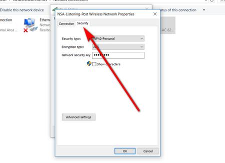 دیدن رمز وای فای در ویندوز 10, مشاهده رمز وای فای در ویندوز 10
