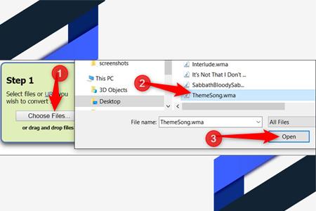 تبدیل فایل WMA به MP3, باز کردن یک فایل WMA, فایل WMA چیست