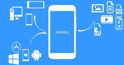 دانلود برنامه shareit, shareit برای کامپیوتر, shareit برای ویندوز