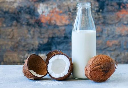 آشنایی با خواص شیر نارگیل,خاصیت شیر نارگیل