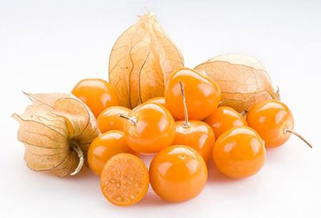 میوه فیسالیس,خواص میوه فیسالیس