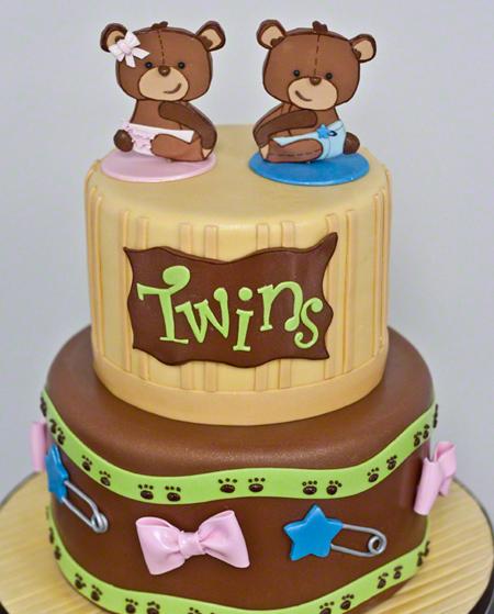عکس مدل های مختلف کیک تولد
