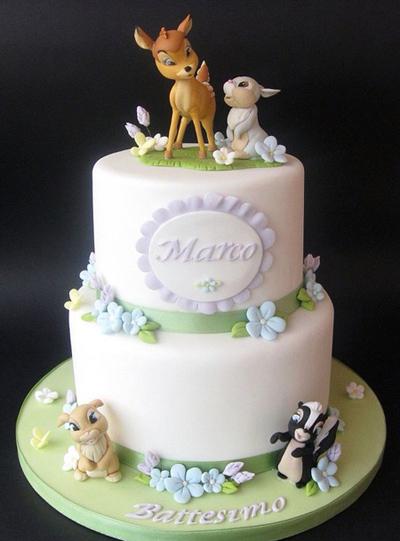 کیک تولد,طرز تهیه کیک تولد