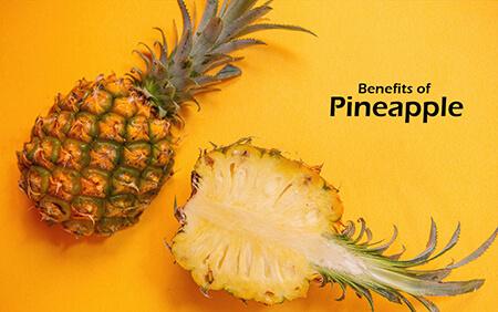 آشنایی با خواص آناناس