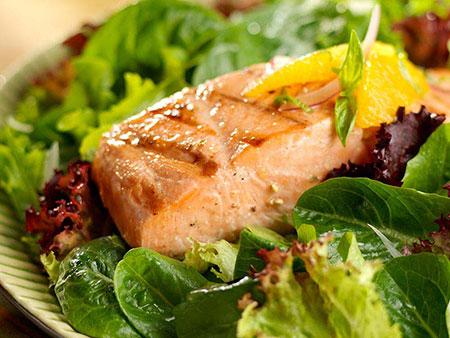 ماهی آهن دارد,آیا ماهی آهن دارد