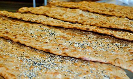 آشنایی با خواص نان سنگک, خاصیت نان سنگک