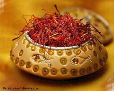 فرهنگ مردم ایران,فرش ایرانی,زعفران