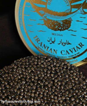 زعفران در ایران,خاویار,ایران