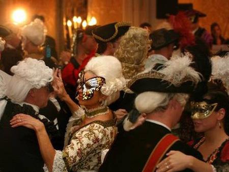 تاریخچه جشن بالماسکه,بالماسکه,رقص بالماسکه