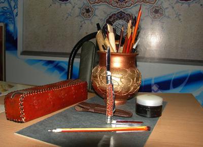 آثار خوشنویسی،خوشنویسی ایرانی