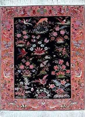 طرح فرش تركمن,فرش ایرانی,طرح فرش