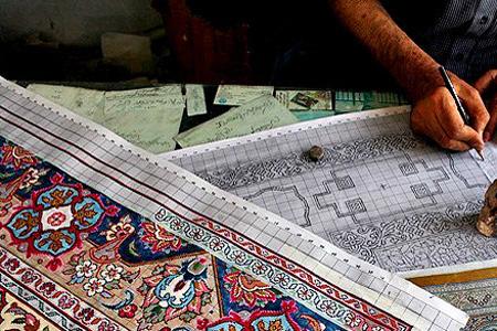 رشته کارشناسی فرش,بازار کار رشته کارشناسی فرش,طراحی فرش