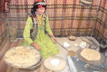 آداب و رسوم مردم ایلام, کاروان عروس