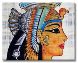 روشهاي جالب آرايش در عهد باستان!!
