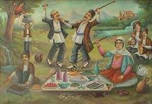 13 فروردین, فلسفه سیزده 13 بدر در ایران