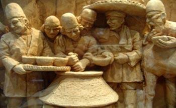 آداب و رسوم مردم قزوین, هدیه زمستانی