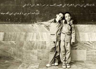یار دبستانی من, منصور تهرانی