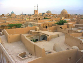 صنایع دستی استان یزد, غذاهای سنتی یزد