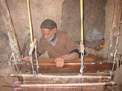 کارگاههای عبابافی, هنر عبابافی