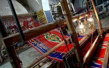 هنر سنتی, مخملبافی, هنر بافندگی ایران