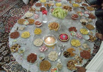 عید فطر در قشم