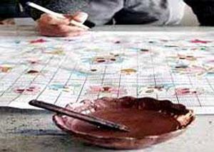فرش و گلیم, طراحان قالی, نقشه قالی ایرانی