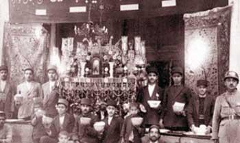آداب و رسوم محرم, روضهخوانی و تعزیه, اربعین حسینی
