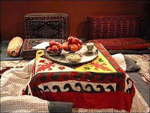آداب و سنن مردمان کرمان, سورمه دان, آداب و رسوم ماه رمضان
