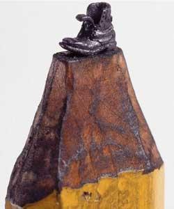 هنرنمایی جالب و دیدنی با مداد