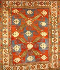 قالی بافی کردستان, فرش و گلیم