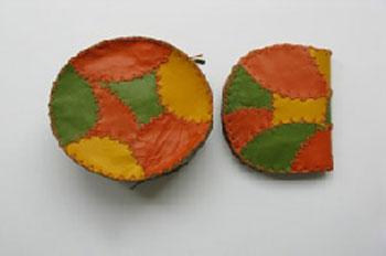صنایع دستی چرمی, هنر معرق چرم, هنر سوخت چرم