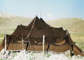 غربال بافی, صنایع دستی, زنان چادرنشین