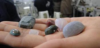 صنایع دستی سنگی, تراش سنگهای قیمتی, هنرهای سنتی