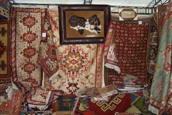 گلیم عنبران, صنایع دستی, گلیم ایران