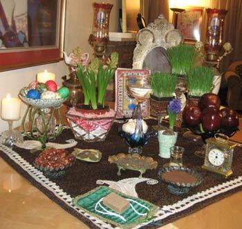 آداب و رسوم نوروز, عید نوروز, خرید لباس عید