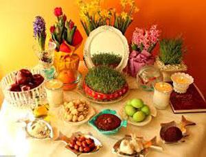 عید نوروز,آداب و رسوم مردم کرمانشاه