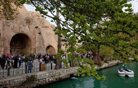 رسم و رسوم مردم کرمانشاه,منطقه بابایادگار