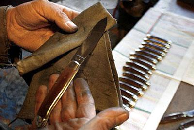 چاقو سازی,زنجان
