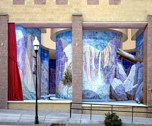 نقاشیهای دیواری سه بعدی حیرتانگیز!!