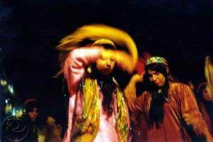 رقص در ایلات و عشایر ایران زمین