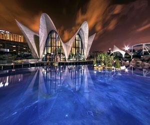 20 نمونه بسیار عالی از عکاسی معماری!