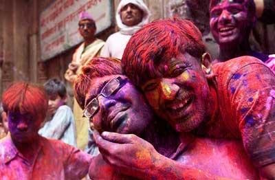 آهنگ هولی هولی هندی جشنواره رنگ هولی درون هندوستان mimplus.ir