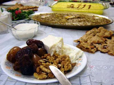 اعمال ماه رمضان, مراسم ویژه ماه رمضا